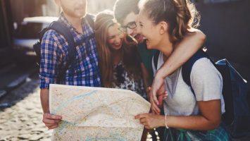 Tajemství štěstí v cestování