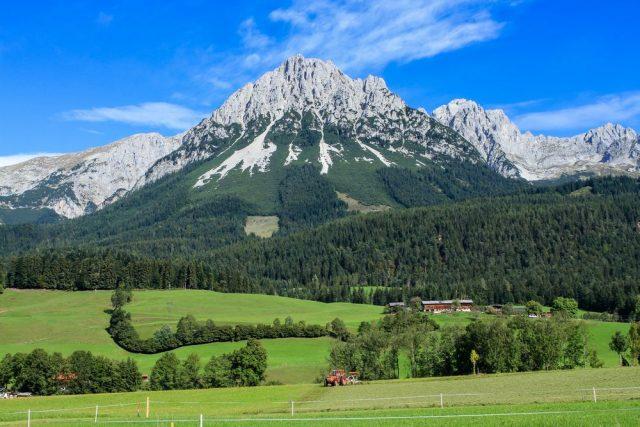 Wilder Kaiser-Brixental, Rakousko