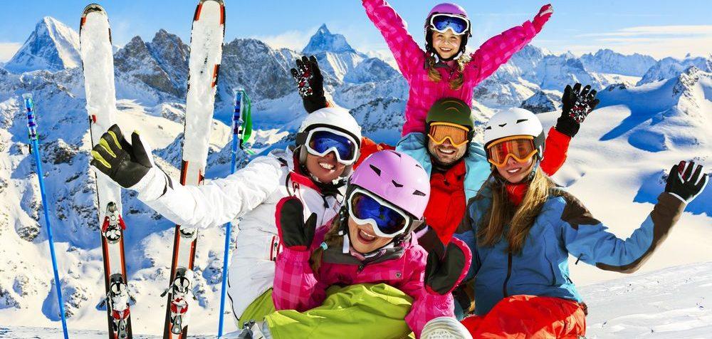 Nejlepší lyžařská střediska