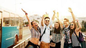 Proč cestovat ve 20 letech