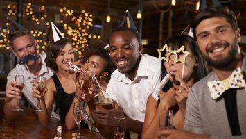 Silvestrovské tradice ve světě