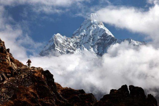 nejkrásnější hory světa, Ama Dablam