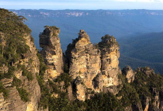 nejkrásnější hory světa, Tři sestry