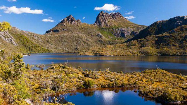 nejkrásnější hory světa, Cradle Mountain