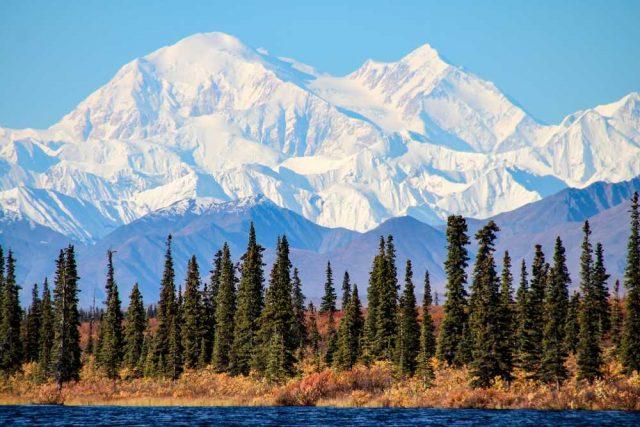 nejkrásnější hory světa, Denali