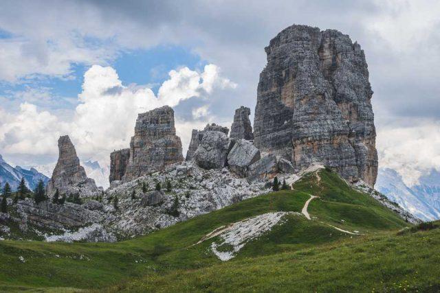 nejkrásnější hory světa, Dolomity