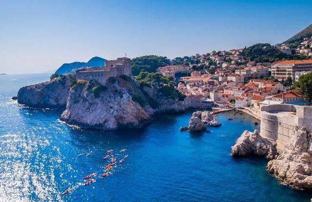 Města ohrožená cestovním ruchem