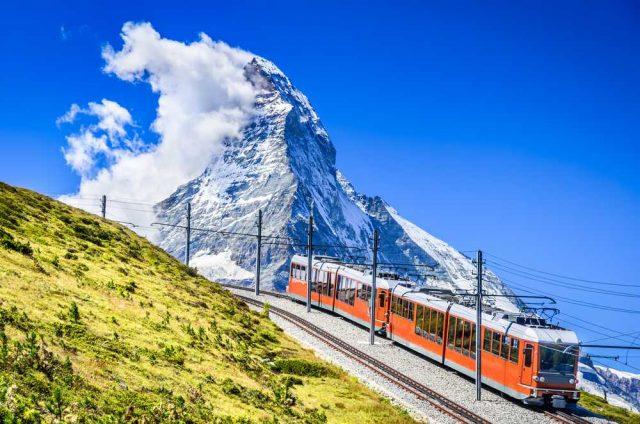 nejkrásnější hory světa, Matterhorn