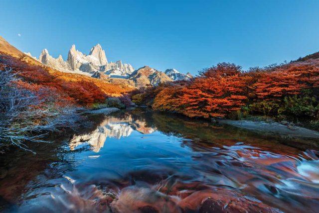 nejkrásnější hory světa, Mount Fitz Roy