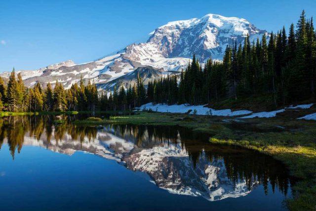 nejkrásnější hory světa, Mount Rainier
