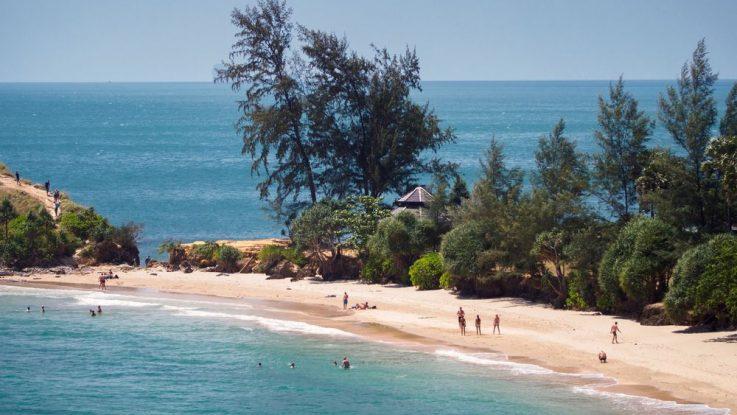 Pláž Mu Ko Lanta