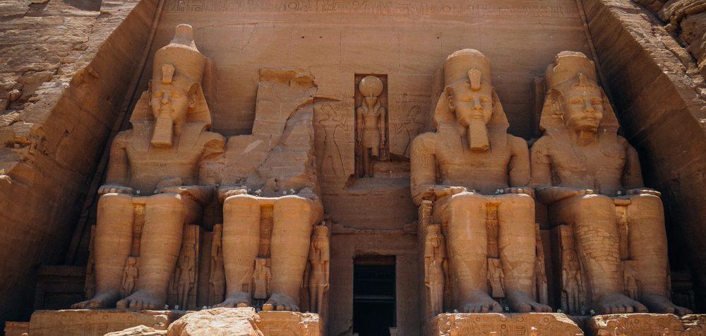 Egypt, Abú Simbel