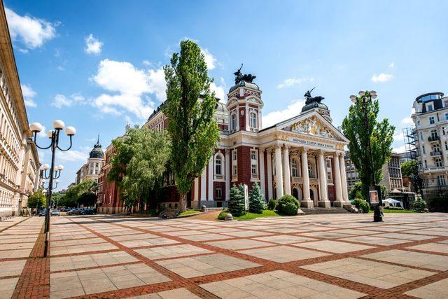 Levná města pro víkendovou dovolenou, Sofia, Bulharsko