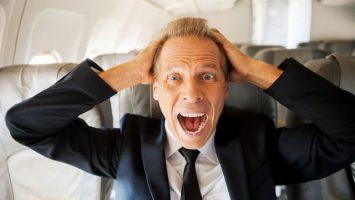 Peklo v letadle