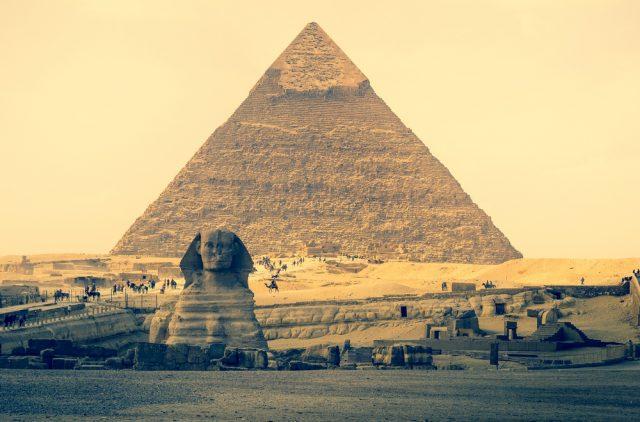 Egypt, Sfinga