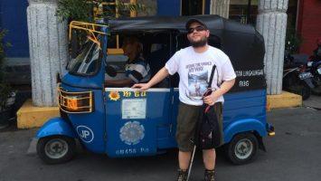Cestovatel s postižením
