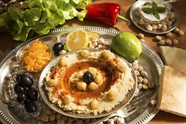 Jídlo v Jordánsku