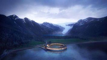 První energeticky soběstačný hotel v Norsku