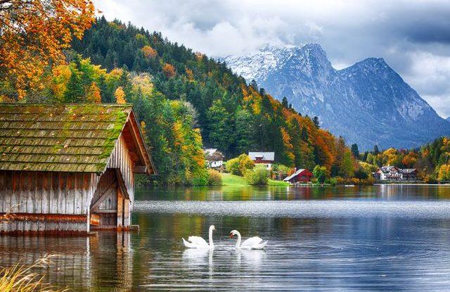 Rakouská jezera