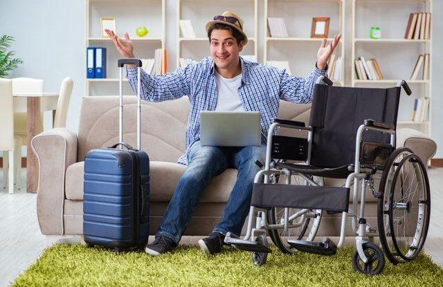Cestování s postižením