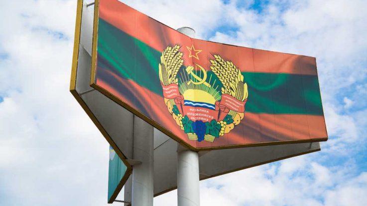 Podněstří, Moldavsko