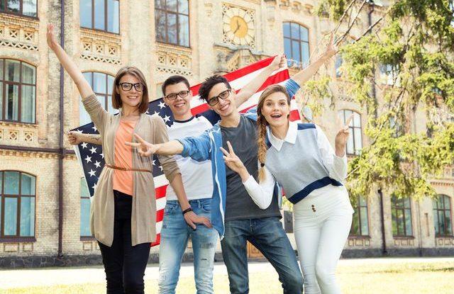 Návštěva USA