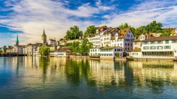 Curych, Švýcarsko