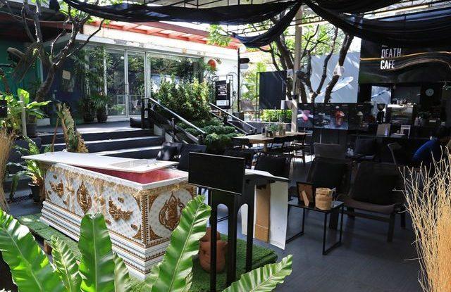 Kavárna smrti Bangkok