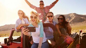Jak si užít dovolenou s přáteli