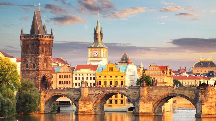 Fakta o Praze