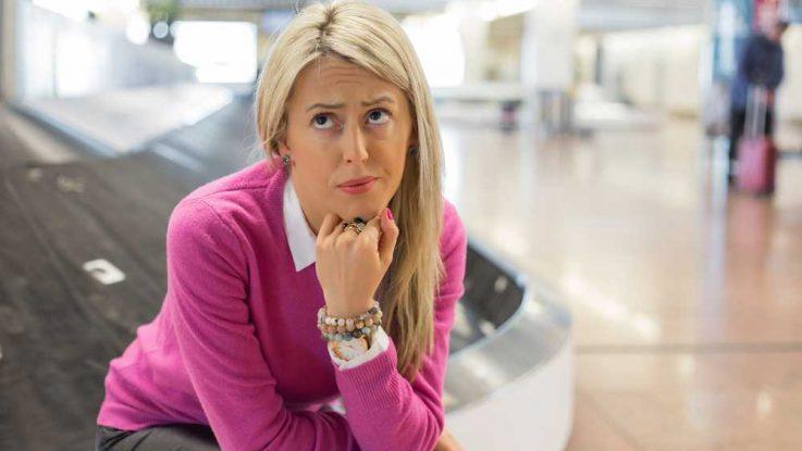 Co dělat při ztrátě zavazadla na letišti