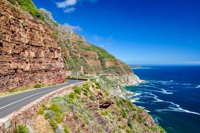 Chapmans Peak Road, Jižní Afrika