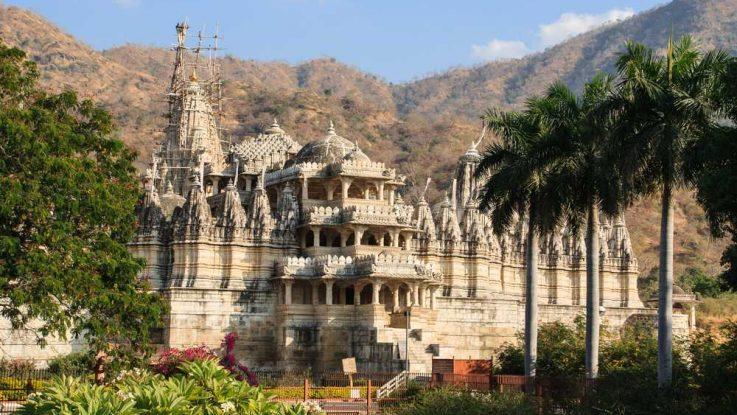 Chrám Ranakpur, Indie