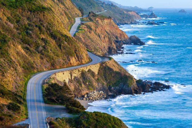 Highway One, Kalifornie
