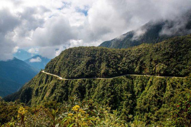 Yungas Road, Bolívie