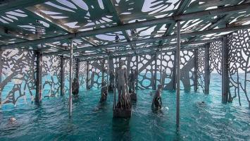 Galerie Maledivy