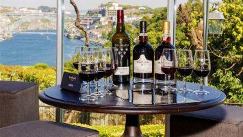 Portské víno, vinařská turistika, vinná