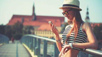Ochrana dat v mobilu a cestování