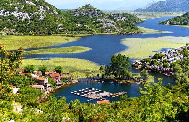 Jezero Skadar