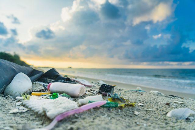 Omezení plastů na cestách