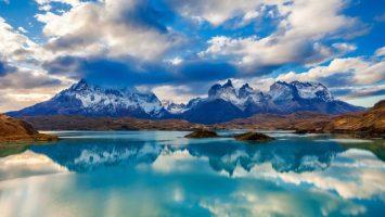 Národní parky v Chile