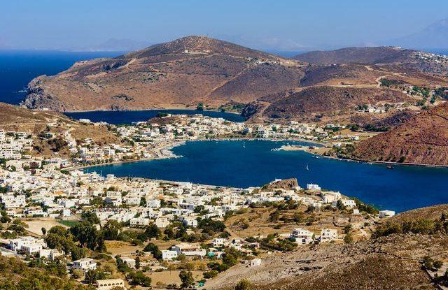 Ostrov Patmos