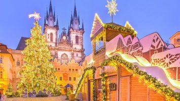 Vánoční trhy v ČR
