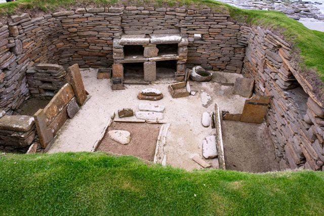 Skara Brae, Skotsko
