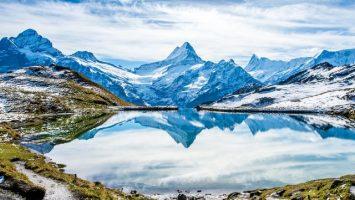 Lyžování ve Švýcarsku