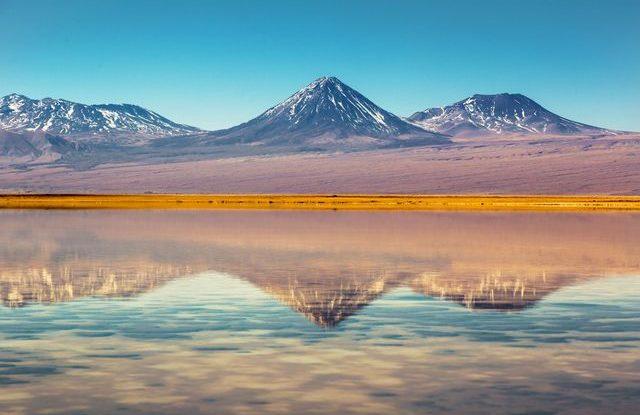 Poušť Atacama