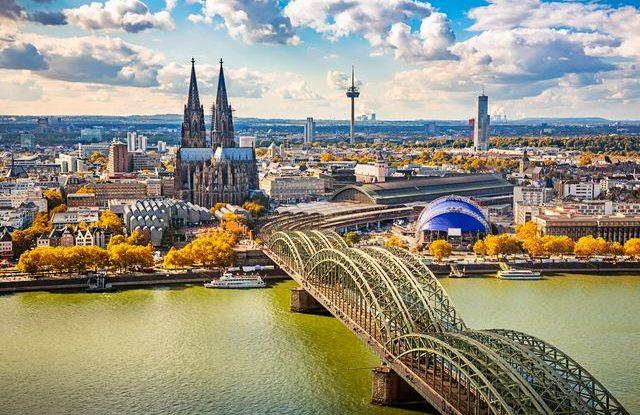 Kolín nad Rýnem. Proč navštívit německé město s bohatou historií ...