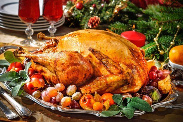 Vánoční jídla ve světě