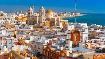 Cádiz, Španělsko