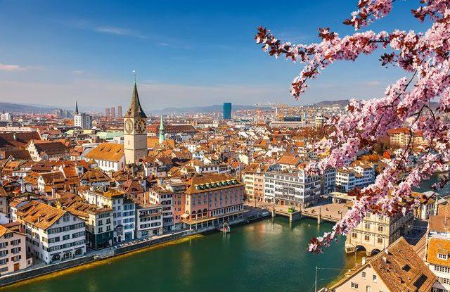 Zurich, Švýcarsko